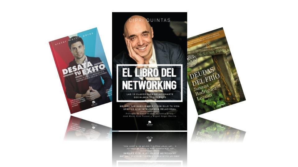 """Tres pequeñas historias alrededor de """"El libro del networking"""""""